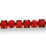 Kuubikukujuline tahuline kristall 6mm