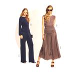 Kleit ja pükskostüüm Art. 7208