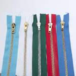 Metal zipper offer 5ps/pkt, 15cm - 16cm