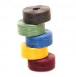 NYMO niit / NYMO Beading Thread 47-, 52-, 73-, 81- või 108-meetristes poolides