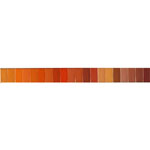 Doli värvivalik Nr.14 Oranžikad toonid