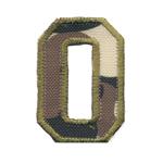 Triigitav Aplikatsioon; Sõjavärvides 0 / 6 x 4,5cm