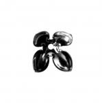 Lillekujuline, pärlikübar / Bead Cup / 12x10mm