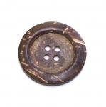 Naturaalsed kookosnööbid, 25mm, 40L