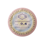 Vasktraat ehete valmistamiseks / 0,4mm; 13m