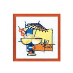 Tikkimiskomplekt Jäätis / Art. 975 / Riolis