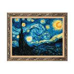 Tikkimiskomplekt Tähine Öö (Van Gogh`i maali järgi) 1088 Riolis