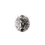 Vahedetail/pärl klaaskristallidega erinevate ehete valmistamiseks 10x9mm