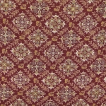 Ornamendimustriga dekoratiivkangas, puuvillane kangas, 112cm, 88224