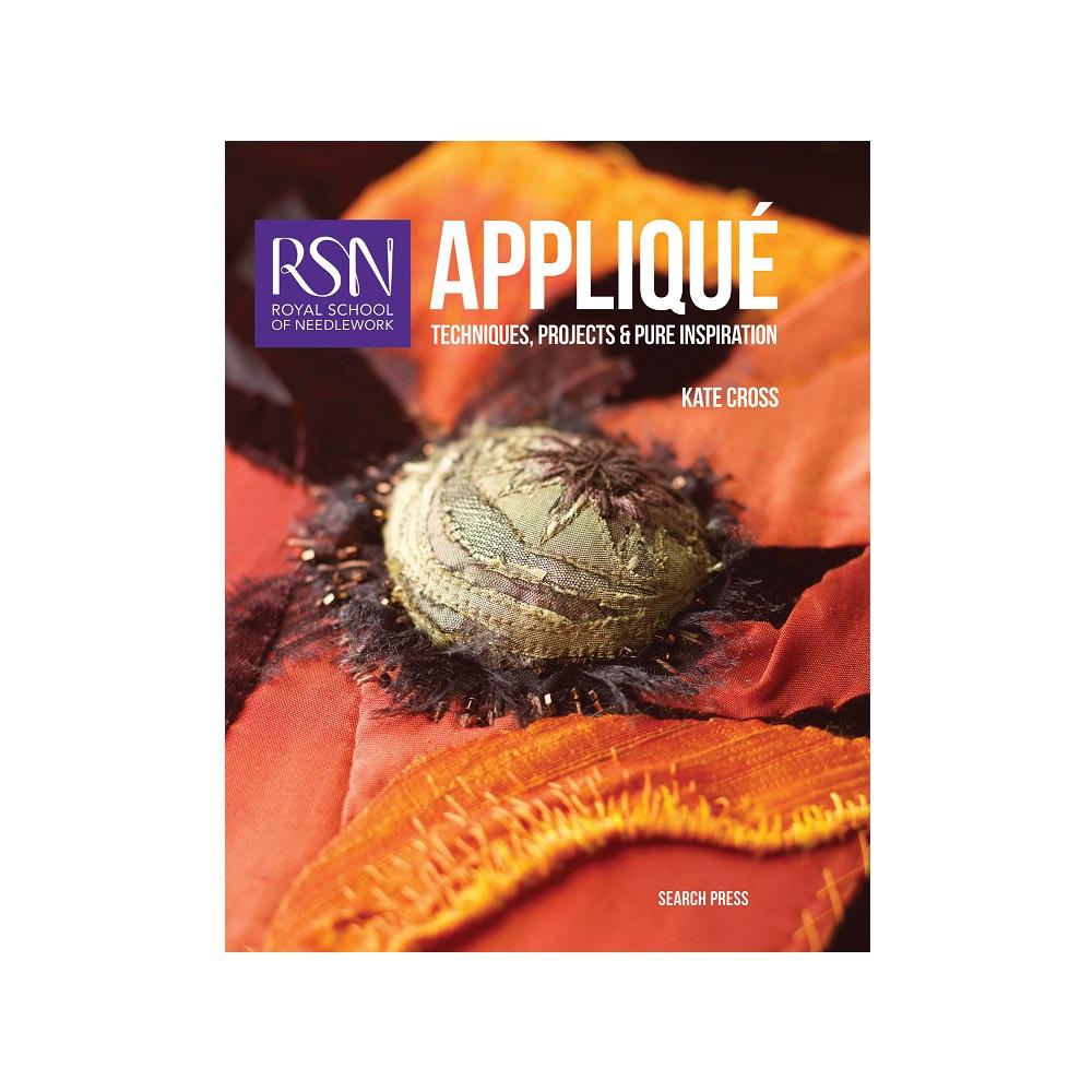 Raamat `RSN: Appliqué`