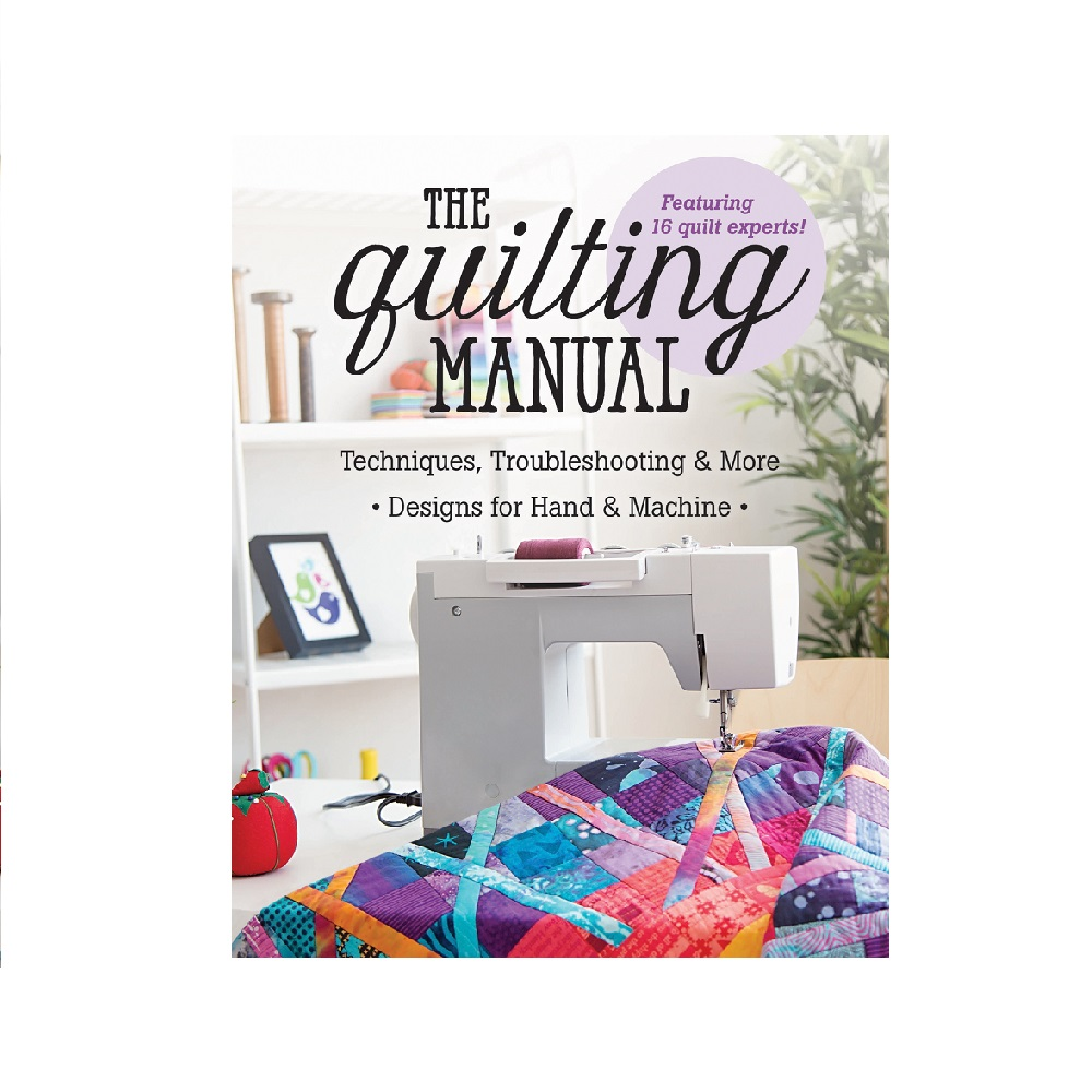 "Raamat ""The Quilting Manual"""