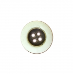 Plastic/Metallic Button 15mm /24L