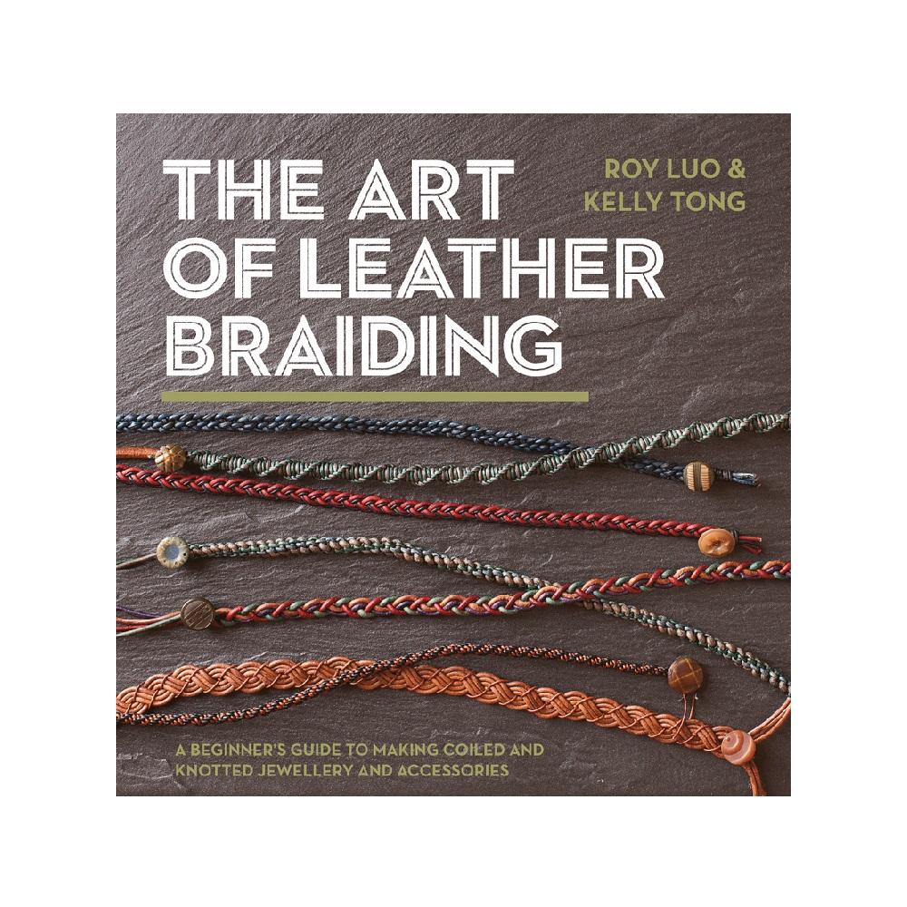 "Raamat ""The Art of Leather Braiding"""