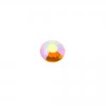 Liimitav, tahuline, ümar klaaskristall 5mm