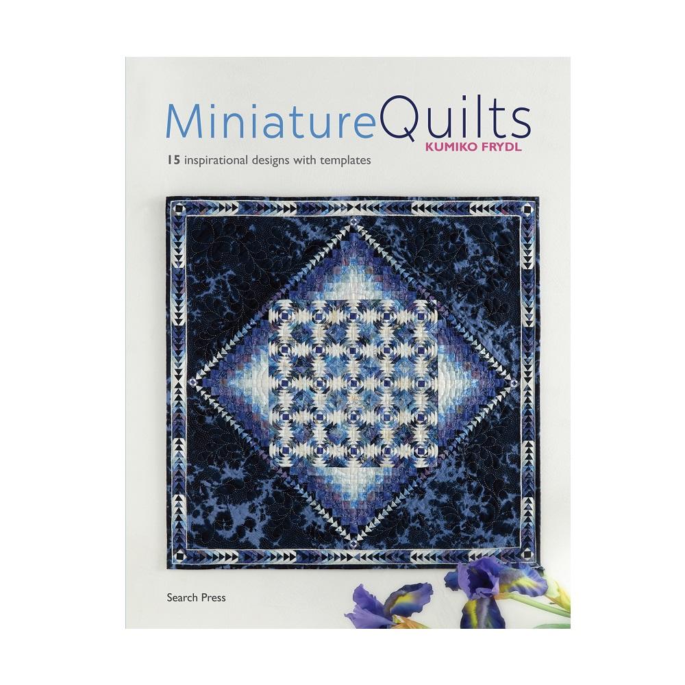 "Raamat ""Miniature Quilts"""