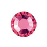 Triigitavad (e.kuumkinnituvad) lamepõhjalised Swarovski klaaskristallid SS6 (1,90-2mm)