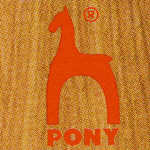Rosewood 2-point knitting pins, knitting needles 15 cm, Pony