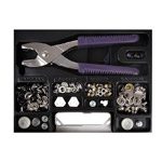 Eyelet & Press Button Tool Set Vario Plus / Prym 651 420
