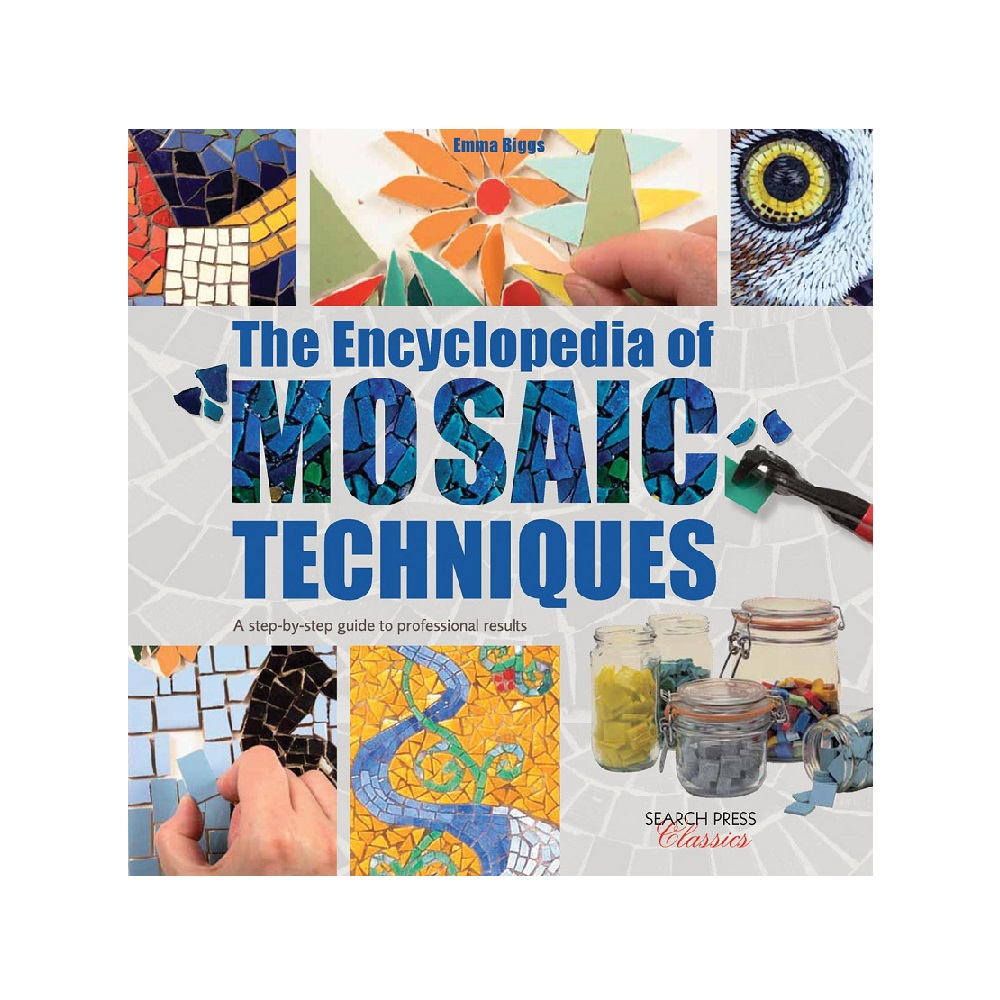 "Raamat ""Encyclopedia of Mosaic Techniques"""