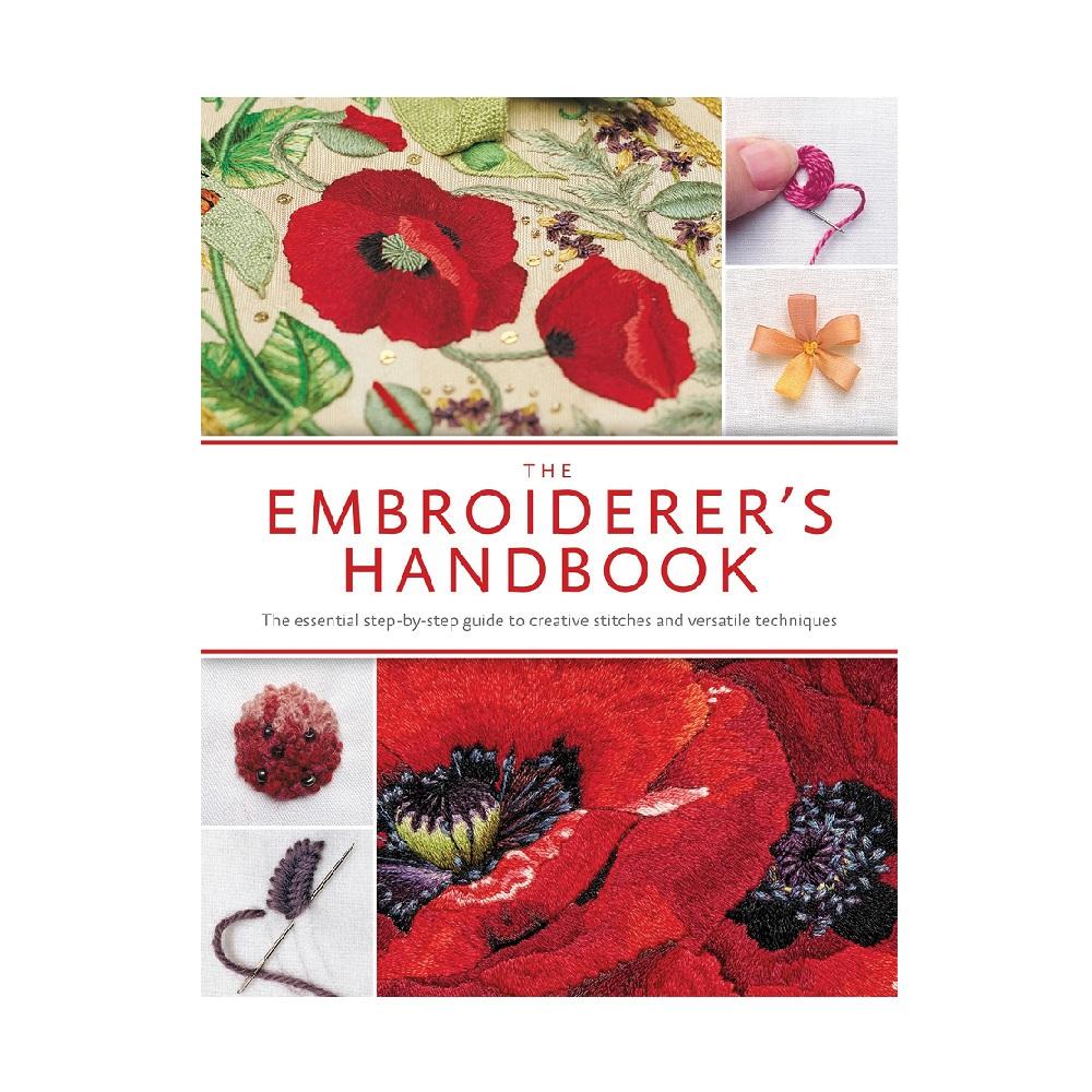 "Raamat ""The Embroiderer`s Handbook"""