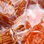 Oranžid klaaspärlid