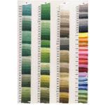 Anchor mouline, cotton floss, Color Palette No.10