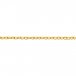 Metallkett, lüli mõõtmed: 3 x 4 x 0,8 mm