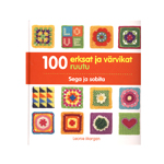 Raamat `100 Erksat ja Värvikat Ruutu`