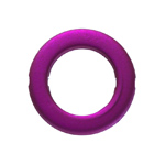 Värviline plastikrõngas / Plastic Connector Ring / 23 x 4,5mm