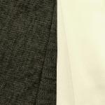 Paksem, kerge mustriga, pehme liimiriie / Thick Raschel Interlining / Art.073