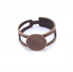 Round Finger Ring Base / 17mm