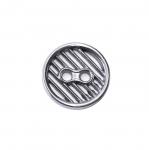 Metal button 15mm, 24L