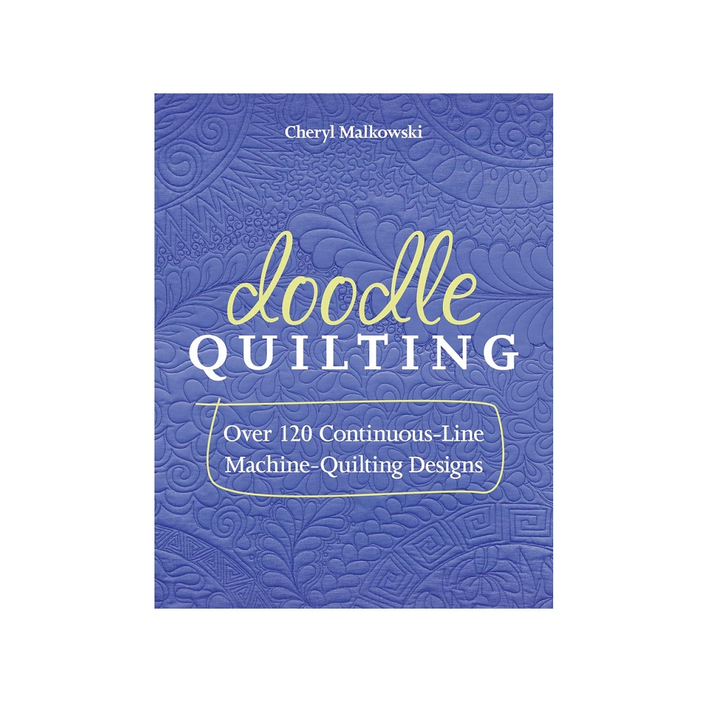 "Raamat ""Doodle Quilting"""
