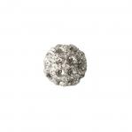 Vahedetail/pärl klaaskristallidega erinevate ehete valmistamiseks 12mm