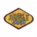 Triigitav Aplikatsioon Džunglikruiiis `Jungle Crouise` 7,5x5,5cm