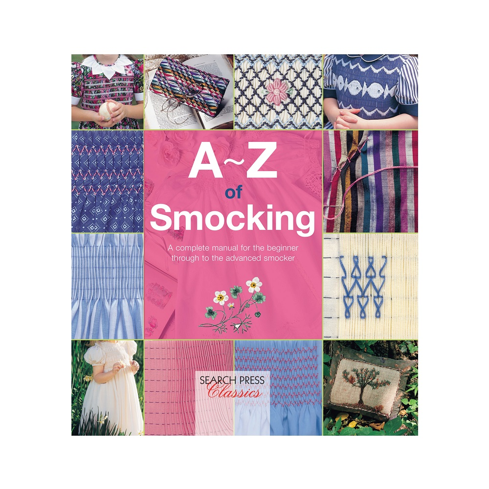 "Raamat ""A-Z of Smocking"""