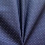 Satiin, luksuslik puuvillane kangas kerge läikega, lillemustriga, 148cm, TM2001