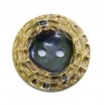 Plastic Button ø38 mm, size: 60L