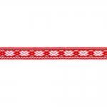 Rahvuslikel motiividel dekoratiivpael / laiusega 12mm