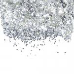Litrihelbed, kuusnurksed, 1mm, 100g