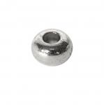 Metallrõngas ümara vormiga, ühenduskohata (kinnine) 6,5x4mm