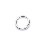 925 Silver Jump Ring / 6 x 0,8mm
