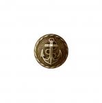 Plastic/Metallic Shank Button 15mm /24L