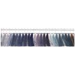 Masintikkimisniit Shanfa 3000y - värvivalik 14 pruunikad, hallikad toonid