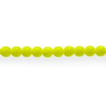 Ümar neoonvärvides klaashelmes 6mm, Jablonex