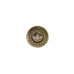 Metallist vaskne nööp 13 mm (21L)