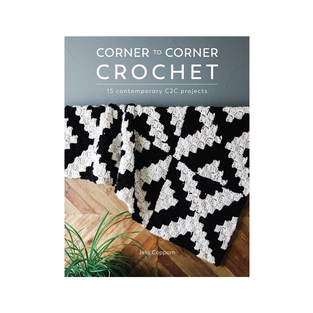 "Raamat ""Corner to Corner Crochet"""