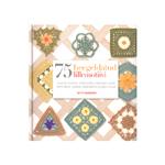 Raamat `75 heegeldatud lillemotiivi`