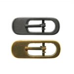 Metal buckle, 35x13 mm for belt width 8 mm