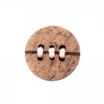 Naturaalne, nöörpunutistega, kannaga kookosnööp, 37mm, 56L